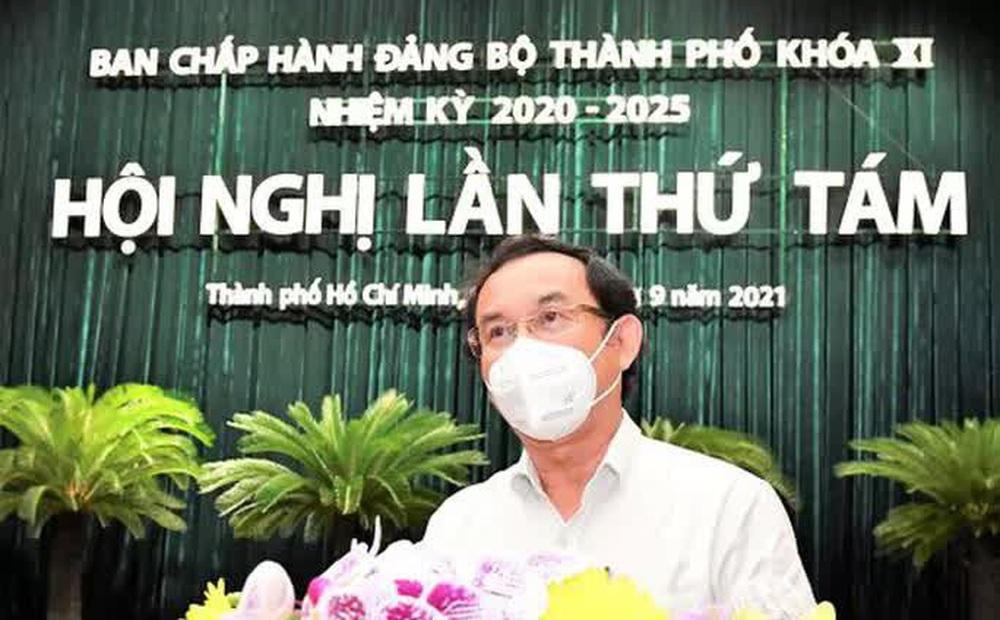 Bí thư Thành ủy TP HCM Nguyễn Văn Nên: Cảm ơn người dân đã chia sẻ khó khăn cùng TP