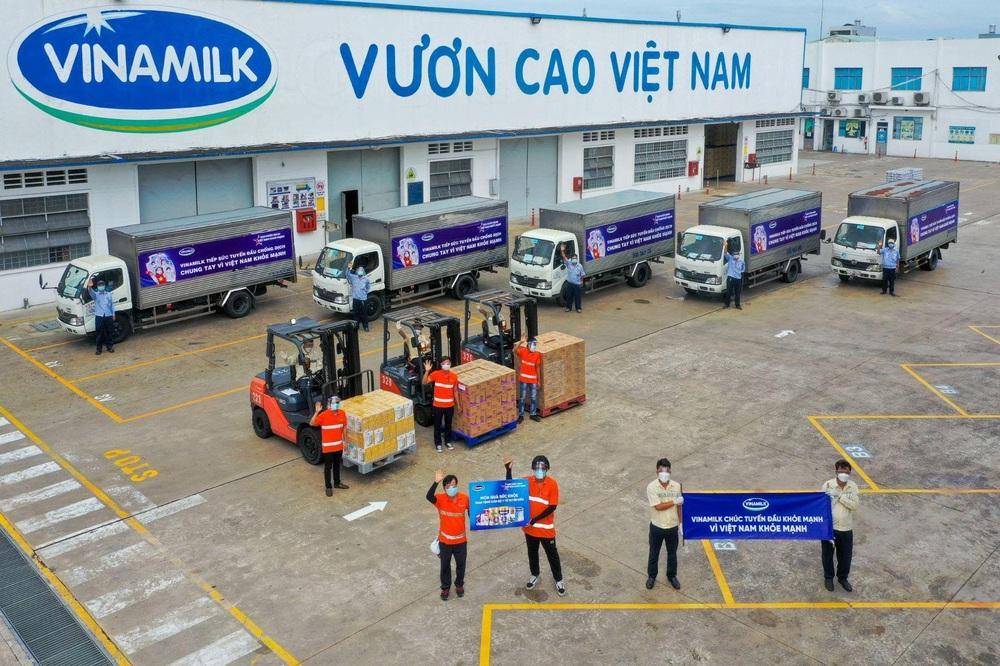 Chung tay chống dịch, Vinamilk đã đóng góp hơn 95 tỷ đồng qua nhiều hoạt động thiết thực - Ảnh 5.