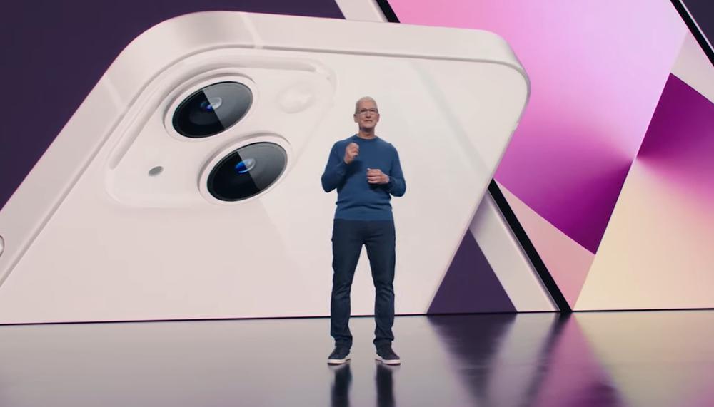 iPhone 13 chính thức lộ diện, cấu hình quái vật, giá từ 15,9 triệu đồng - Ảnh 1.