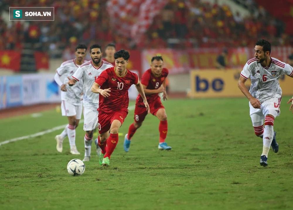 NÓNG: Thầy Park công bố danh sách tuyển Việt Nam đấu Trung Quốc, Công Phượng chính thức trở lại - Ảnh 1.