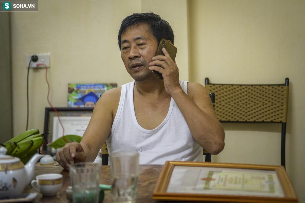 Người cha bật khóc trên sóng truyền hình: Tôi khóc do quá xúc động chứ không phải để xin điện thoại - Ảnh 4.