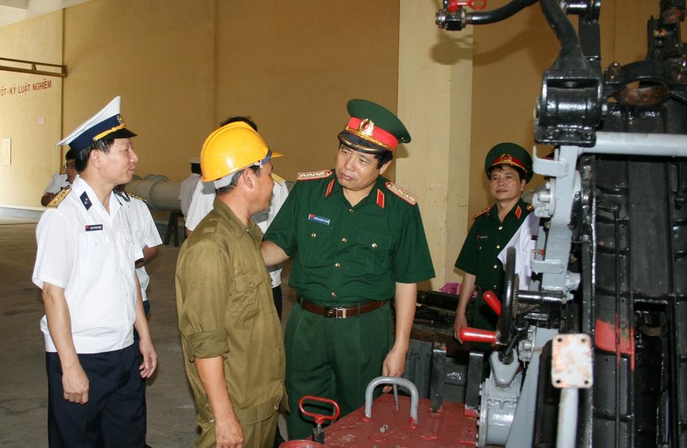 Đại tướng Phùng Quang Thanh: Cả đời tâm huyết với biển, đảo - Hiện đại hóa hải quân - Ảnh 8.