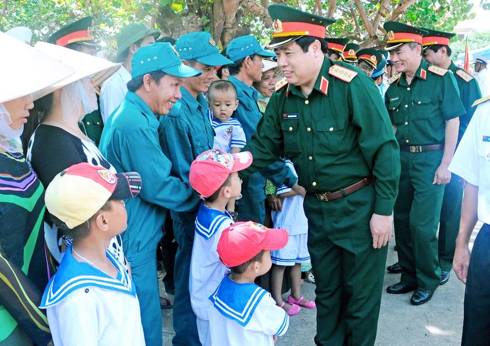 Đại tướng Phùng Quang Thanh: Cả đời tâm huyết với biển, đảo - Hiện đại hóa hải quân - Ảnh 7.