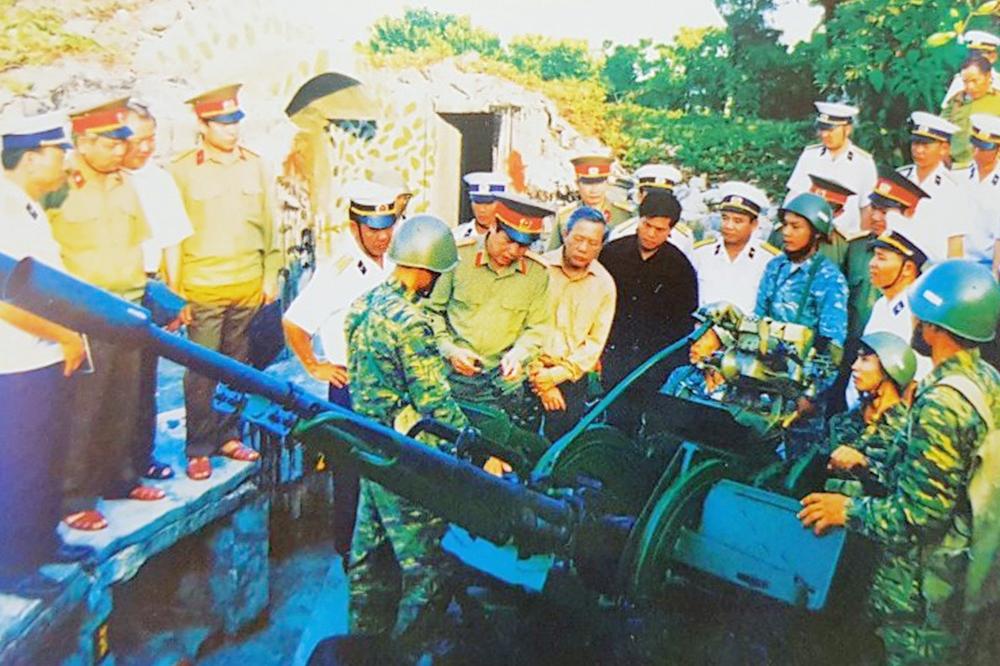 Đại tướng Phùng Quang Thanh: Cả đời tâm huyết với biển, đảo - Hiện đại hóa hải quân - Ảnh 5.