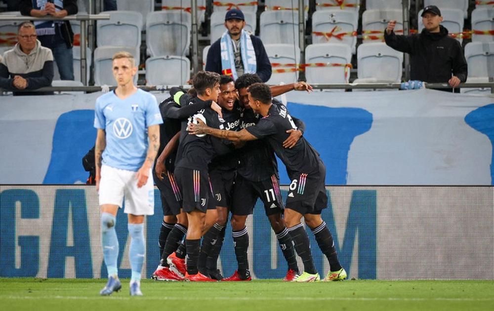 Dybala tỏa sáng, Juventus thắng trận đầu tiên sau khi bán Ronaldo cho MU - Ảnh 1.