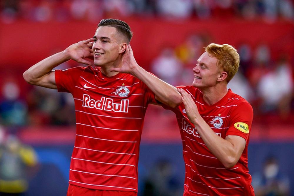 Sevilla chia điểm trong trận cầu lịch sử với 4 quả phạt đền chỉ trong hiệp một - Ảnh 2.