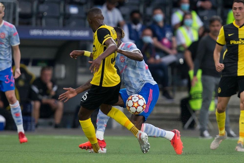 Chấm điểm cầu thủ MU vs Young Boys: Thảm họa mang tên Fred và Wan-Bissaka - Ảnh 2.