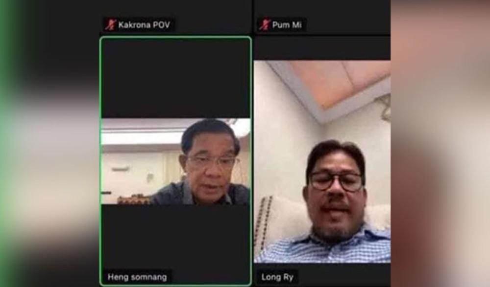 Đối thủ choáng váng khi đang họp kín thì ông Hun Sen nhảy vào, tuyên bố làm chuyện động trời - Ảnh 1.