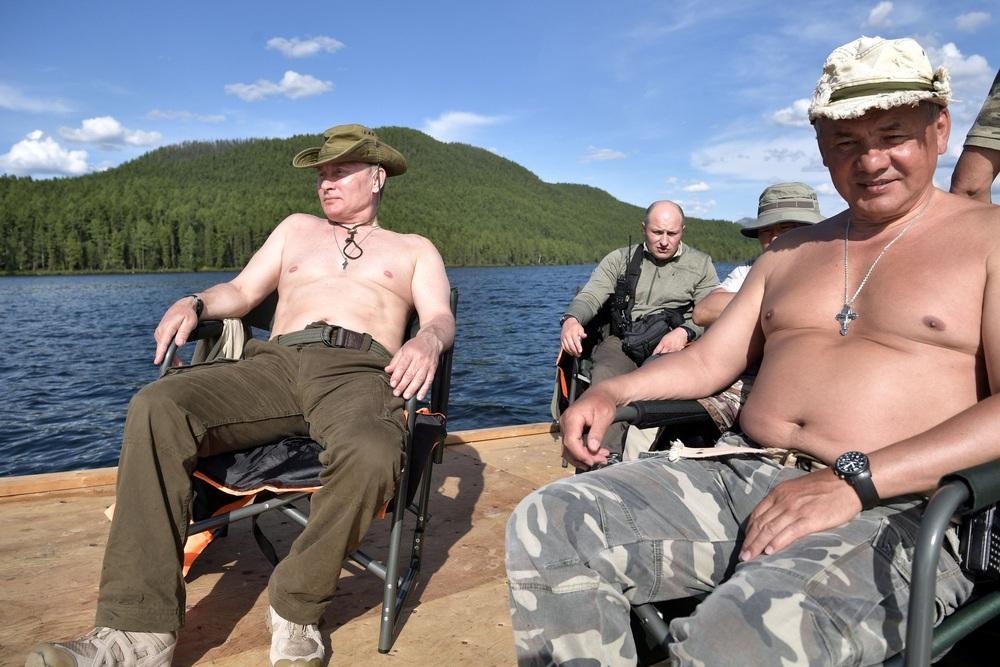 Hồ sơ Đại tướng Sergey Shoigu - mãnh tướng sáng giá kế nhiệm Putin - Ảnh 3.