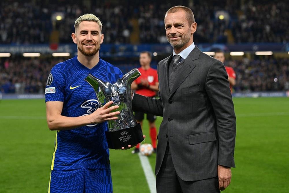 Lukaku ghi bàn thứ 14 trong 14 trận giúp Chelsea khởi đầu thắng lợi tại Champions League 2021/22 - Ảnh 4.