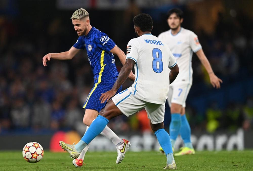 Lukaku ghi bàn thứ 14 trong 14 trận giúp Chelsea khởi đầu thắng lợi tại Champions League 2021/22 - Ảnh 5.