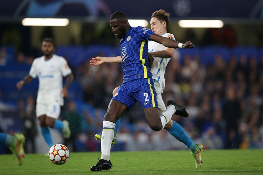 Lukaku ghi bàn thứ 14 trong 14 trận giúp Chelsea khởi đầu thắng lợi tại Champions League 2021/22 - Ảnh 7.