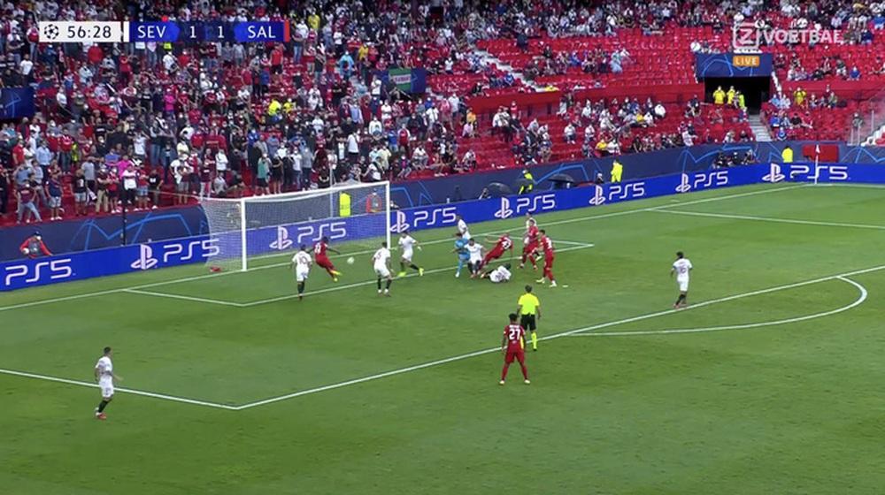 Sevilla chia điểm trong trận cầu lịch sử với 4 quả phạt đền chỉ trong hiệp một - Ảnh 8.