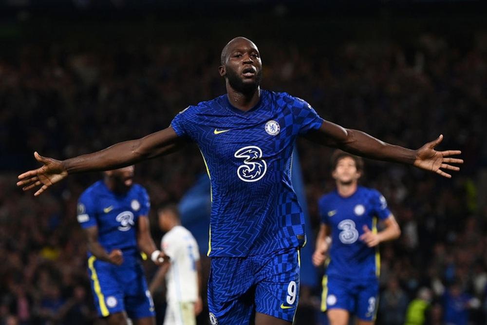 Lukaku ghi bàn thứ 14 trong 14 trận giúp Chelsea khởi đầu thắng lợi tại Champions League 2021/22 - Ảnh 9.