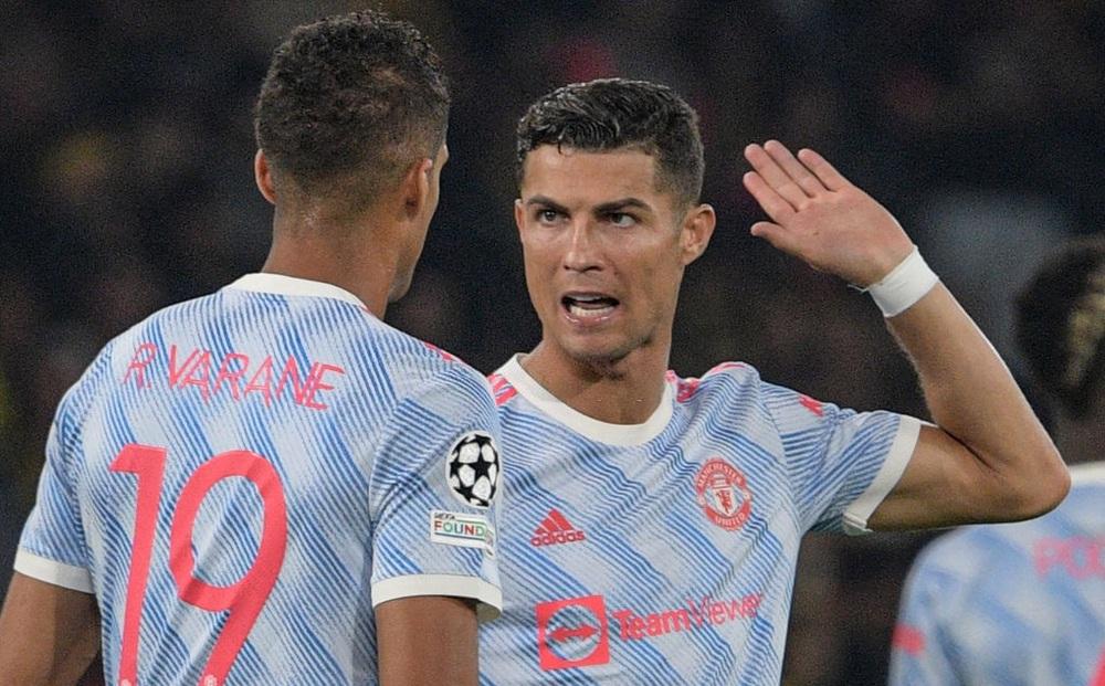 Ronaldo lại ghi bàn sớm, Man United nhận kết quả