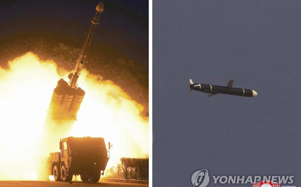 Mỹ, Hàn Quốc 'bó tay' trước tên lửa mới của Triều Tiên?
