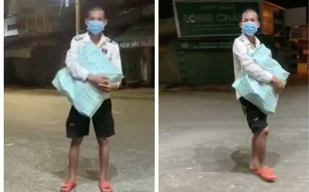 Cãi nhau với vợ, chồng ôm đồ đi bộ từ Đồng Nai về Vĩnh Long giữa đêm trong thời gian giãn cách