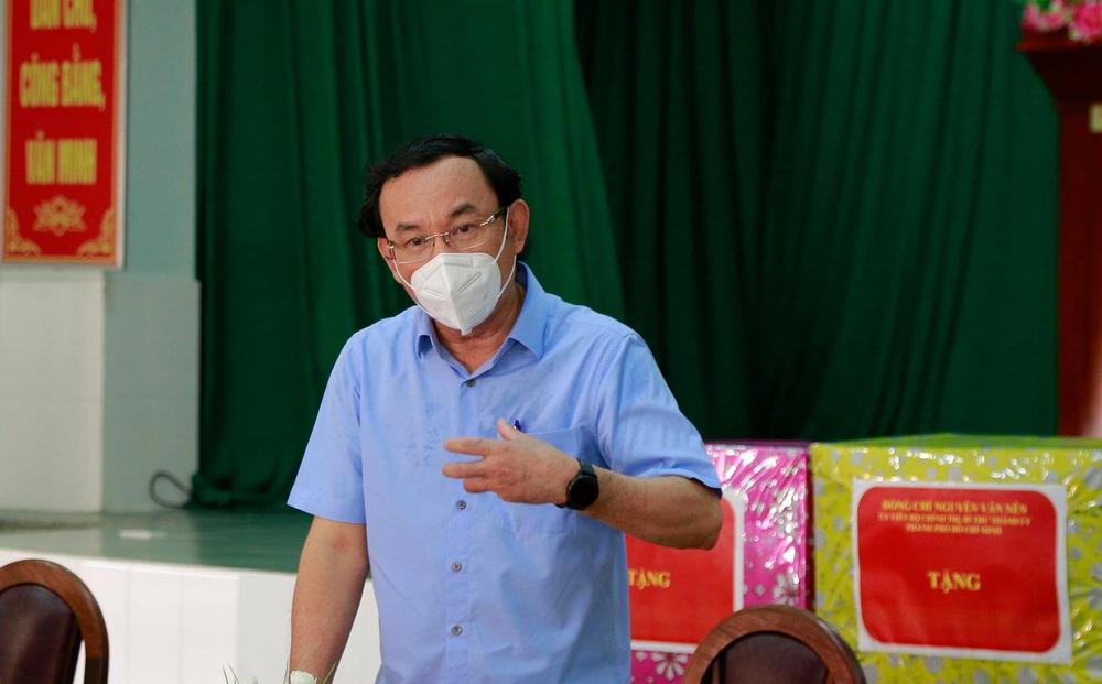 Bí thư Thành ủy TP HCM: Nếu không có sự ủng hộ của Bộ Y tế và toàn ngành y tế thì không thể có kết quả như hôm nay