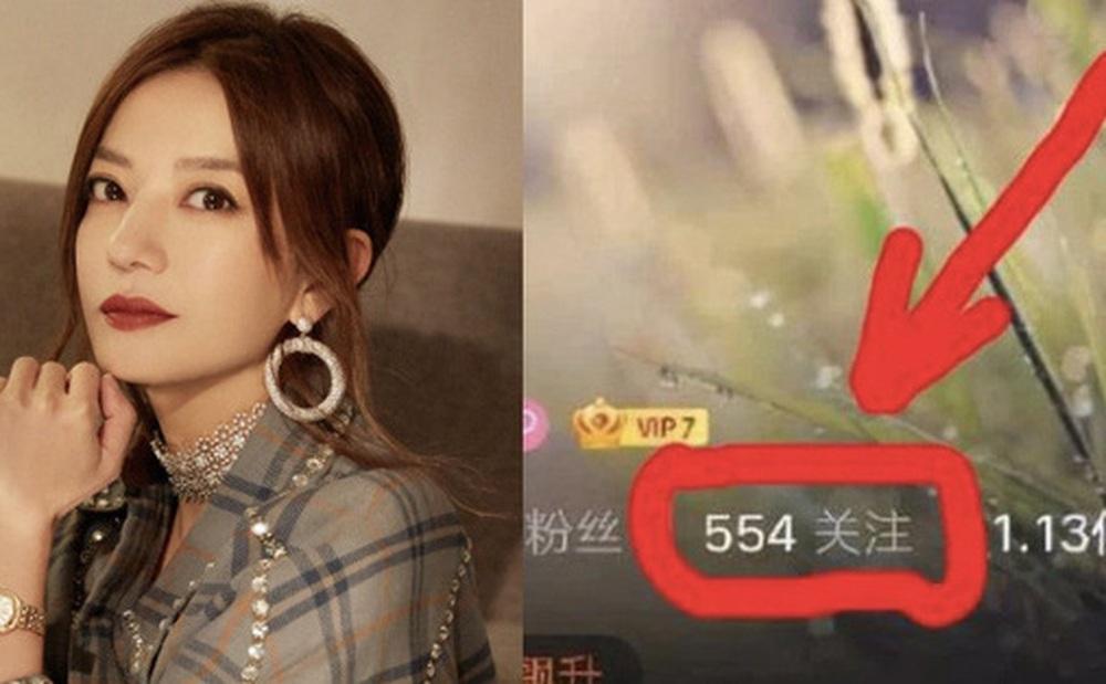 """Phát hiện điểm bất thường trên Weibo của Triệu Vy, thái độ của """"Én Nhỏ"""" sau bê bối thay đổi lớn"""