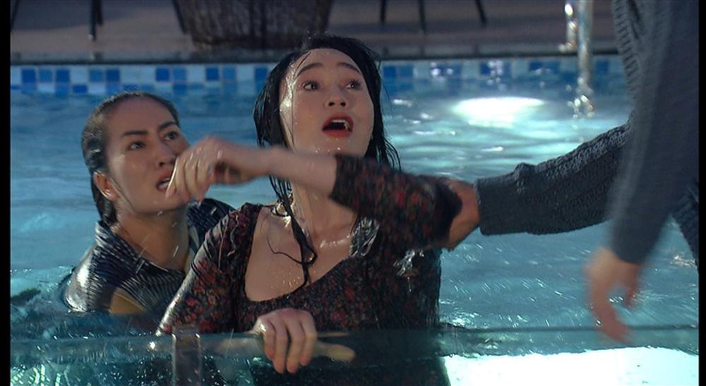 Quách Thu Phương là diễn viên bị đánh đập nhiều nhất phim Hương vị tình thân - Ảnh 5.