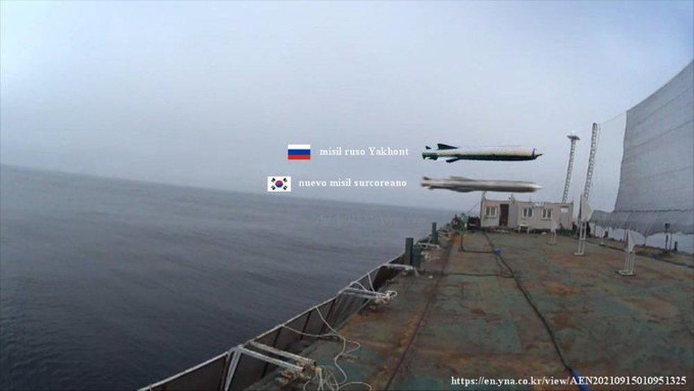 Hàn Quốc bị nghi ngờ 'sao chép' tên lửa hành trình diệt hạm siêu thanh của Nga - Ảnh 1.