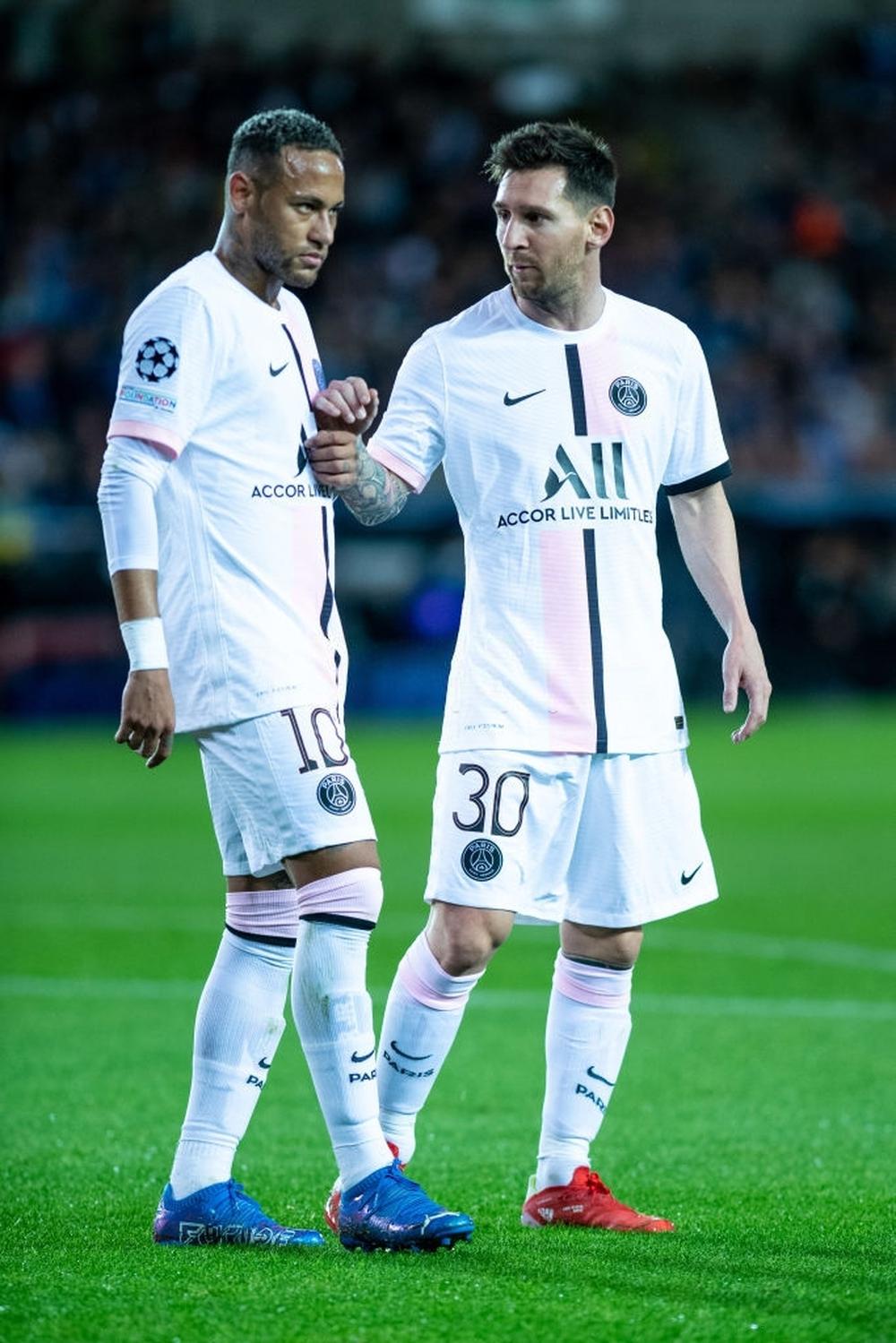 PSG yếu hơn với Messi trong đội hình - Ảnh 1.