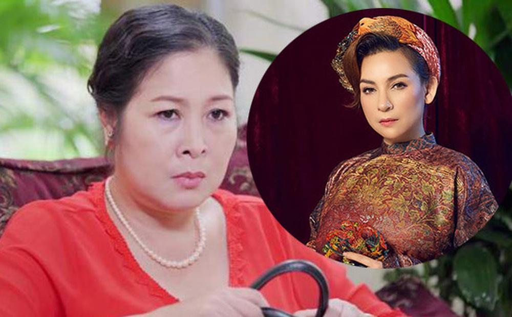 Hồng Vân bức xúc khi bị xuyên tạc phát ngôn về tình hình sức khỏe Phi Nhung