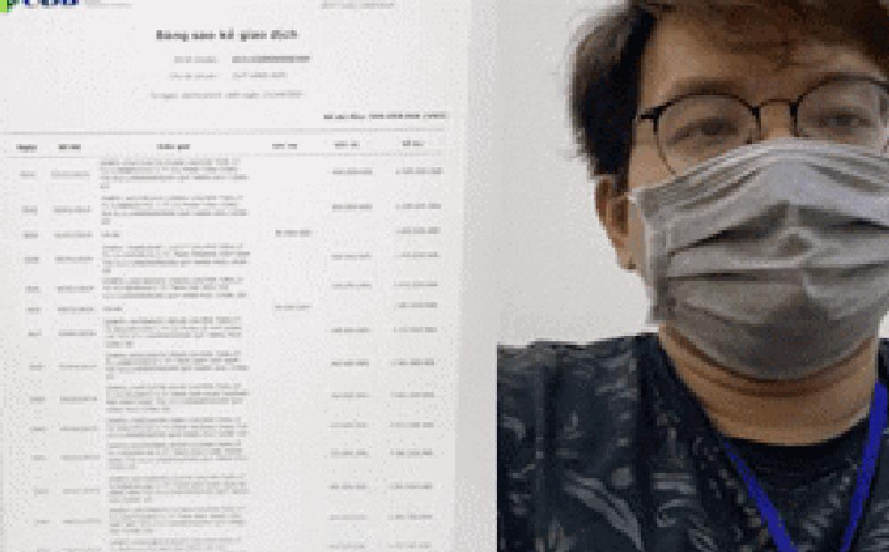 Cộng đồng mạng phẫn nộ vì Nhâm Hoàng Khang thừa nhận 'trò hề' sao kê giả