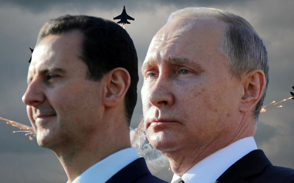 """Vừa gặp ông Assad, TT Putin nói một câu khiến kẻ thù """"muốn chui xuống lỗ"""": Xấu hổ tột cùng!"""