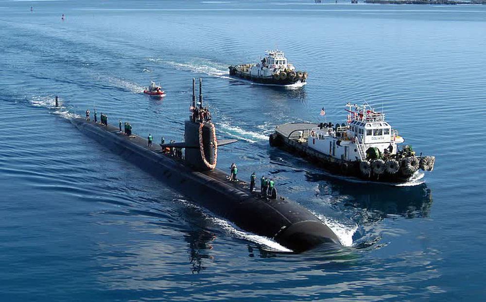 """Vì Trung Quốc, Pháp vừa """"mất trắng"""" 12 tàu ngầm trị giá 90 tỷ USD: Quá cay đắng!"""
