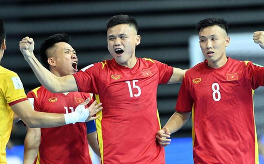 Futsal Việt Nam có bao nhiêu phần trăm cơ hội tại World Cup khi vượt qua Panama?