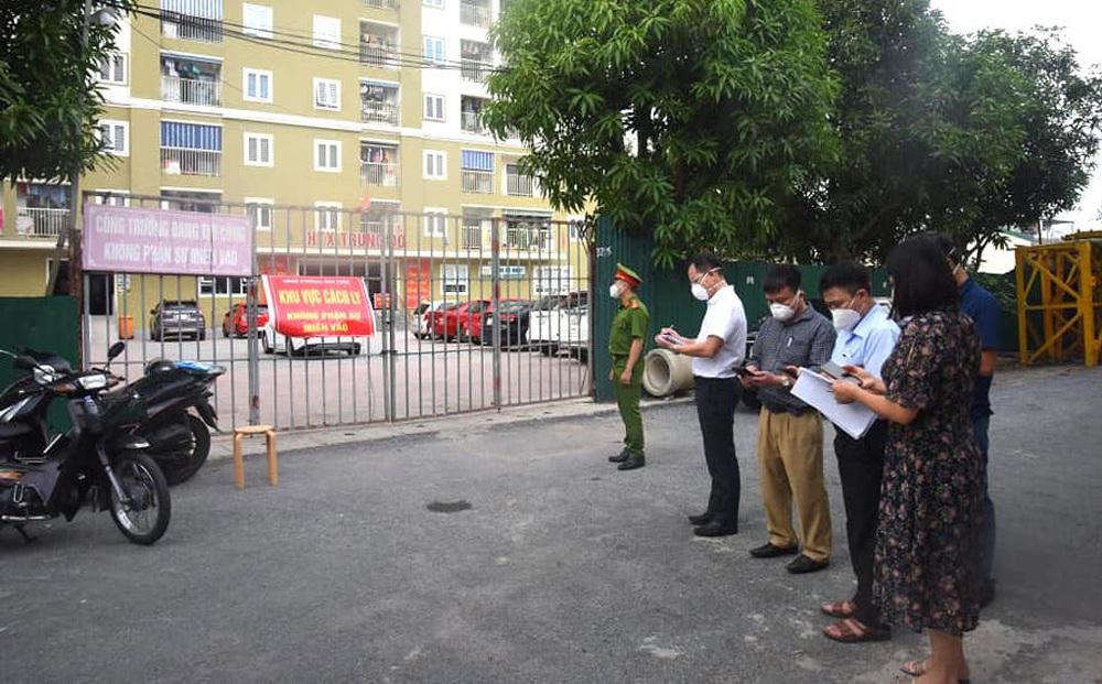 Nghệ An: Nam shipper cùng vợ và 2 con nhỏ nhiễm SARS-CoV-2, sàng lọc toàn bộ người ở 20 tầng chung cư