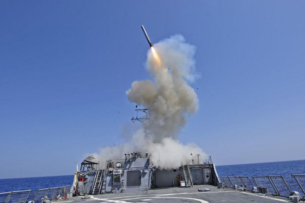 Mỹ-Anh-Úc đánh hội đồng Trung Quốc: ít nhất 8 tàu ngầm hạt nhân và rất nhiều tên lửa Tomahawk! - Ảnh 4.