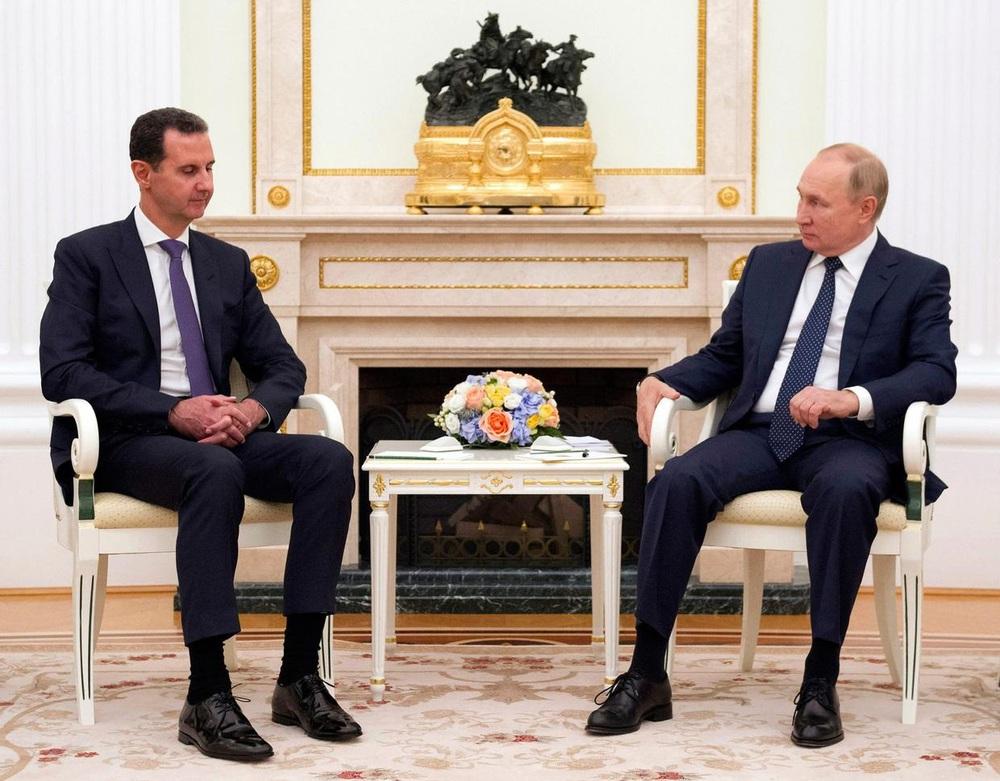 Vừa gặp ông Assad, TT Putin nói một câu khiến kẻ thù muốn chui xuống lỗ: Xấu hổ tột cùng! - Ảnh 2.