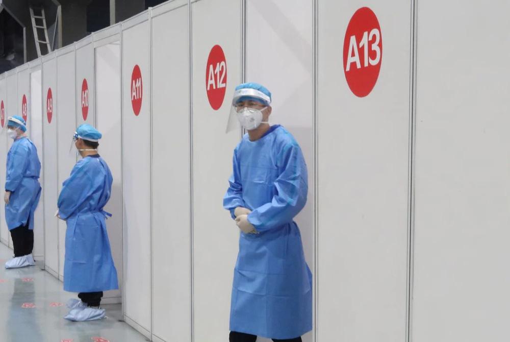 Trung Quốc đạt thành tựu đáng ngưỡng mộ về tiêm vaccine COVID-19 cho trẻ em - Ảnh 1.
