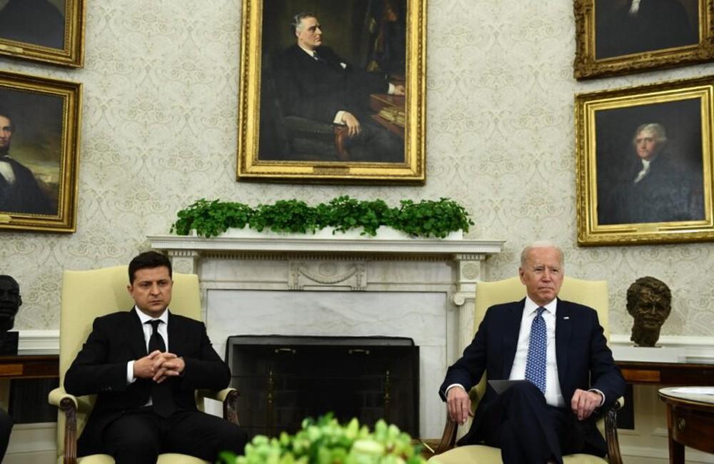 Ngoại trưởng Ukraine ngửa mặt than trời: Nga bao vây, phương Tây bội ước - Rất cay đắng! - Ảnh 4.