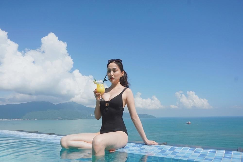 Nhan sắc gợi cảm của mỹ nữ gốc Việt đăng quang tại Hoa hậu Hong Kong 2021 - Ảnh 7.