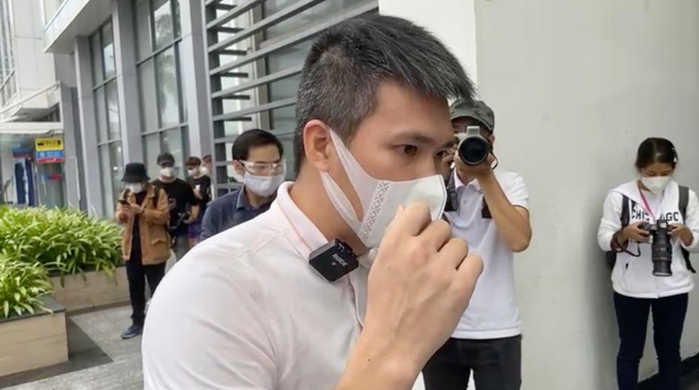Buổi livestream kết thúc trong 11 phút, vợ chồng Công Vinh tuyên bố kiện người bôi nhọ - Ảnh 7.
