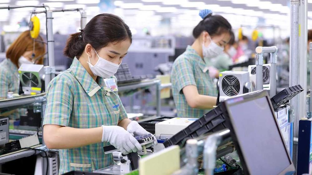 Sự thật về video đưa tin dòng vốn nước ngoài rút khỏi Việt Nam do dịch bệnh - Ảnh 3.