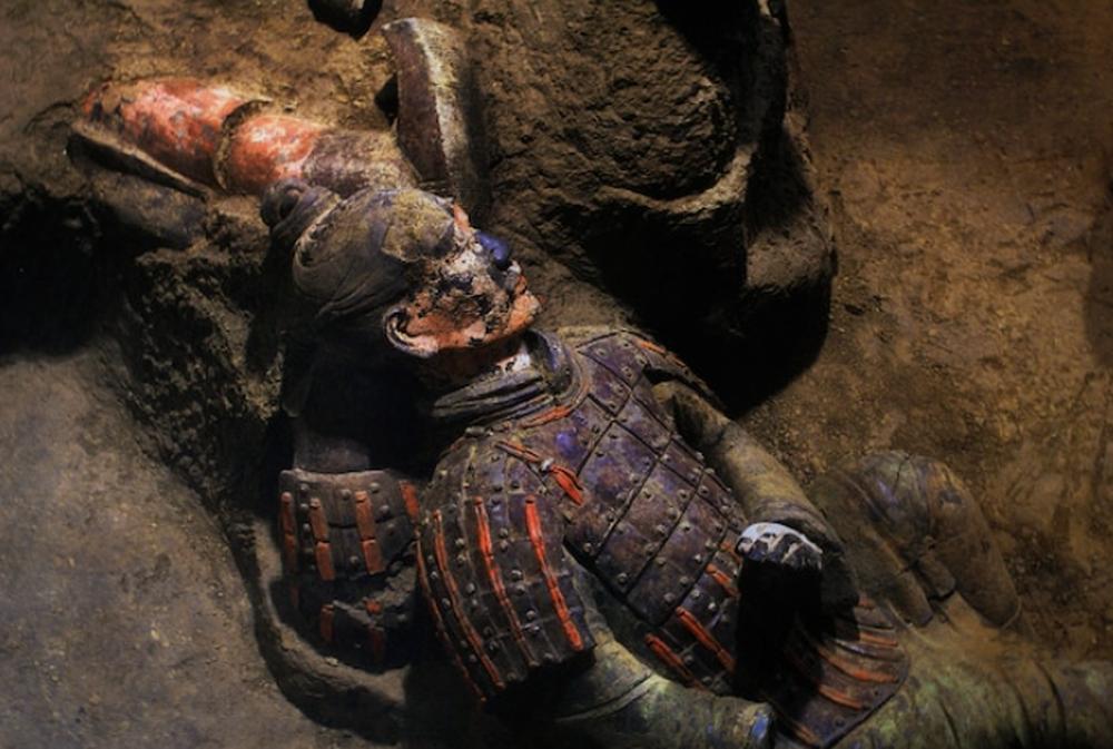 Tần Thủy Hoàng không chết ở tuổi 49, ông thực sự bất tử: Kỳ quan dưới lòng đất này là minh chứng! - Ảnh 6.