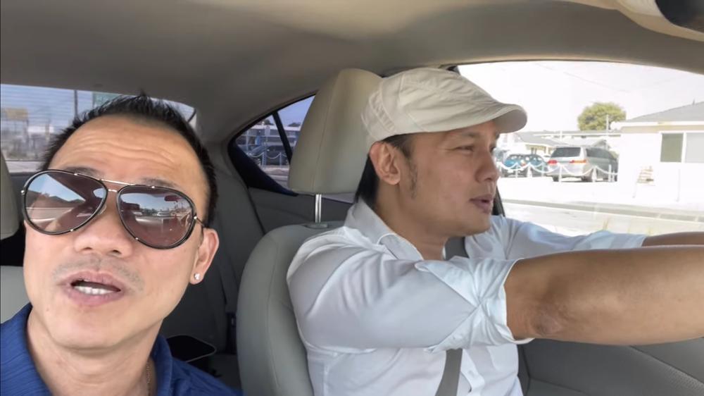 Kim Tiểu Long tiết lộ cách kiếm sống tại Mỹ: Tiền từ trên trời rớt xuống ngu gì không lấy - Ảnh 3.