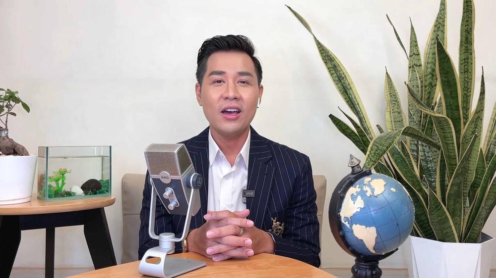 MC Nguyên Khang kêu thất nghiệp xin vai diễn, bị Quốc Đại từ chối  - Ảnh 4.