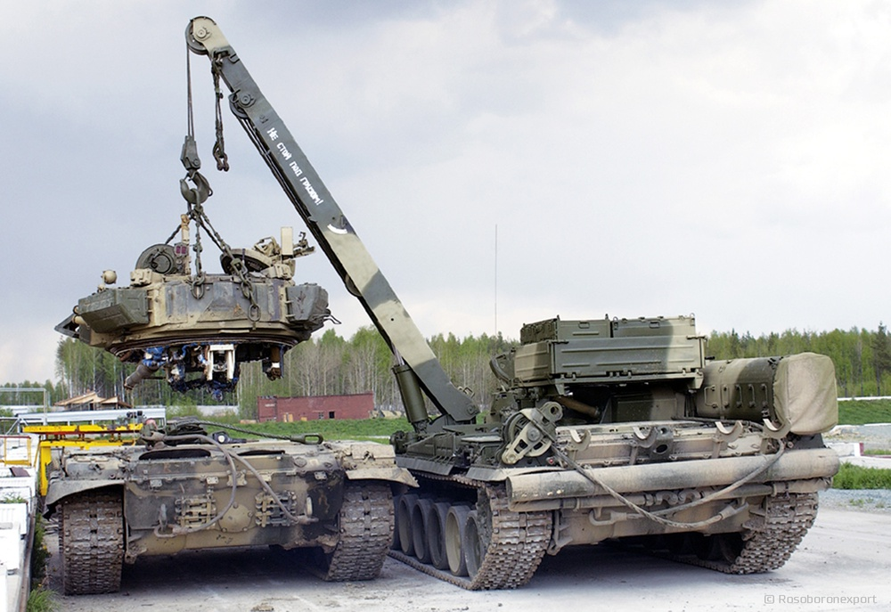 Cùng xe tăng T-90, Quân đội Việt Nam đã mua thêm dòng xe rất lạ và vô cùng độc đáo - Ảnh 3.