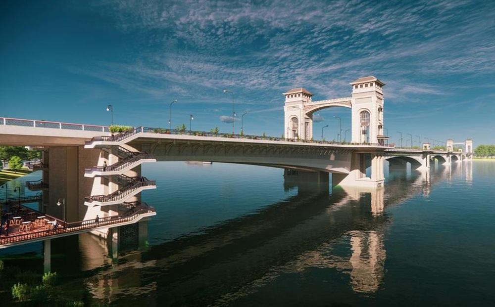 Cầu 8.900 tỷ nối quận Hoàn Kiếm với Long Biên: Chắp vá, như một bản sao tồi tàn của cầu thế kỷ 17, 18