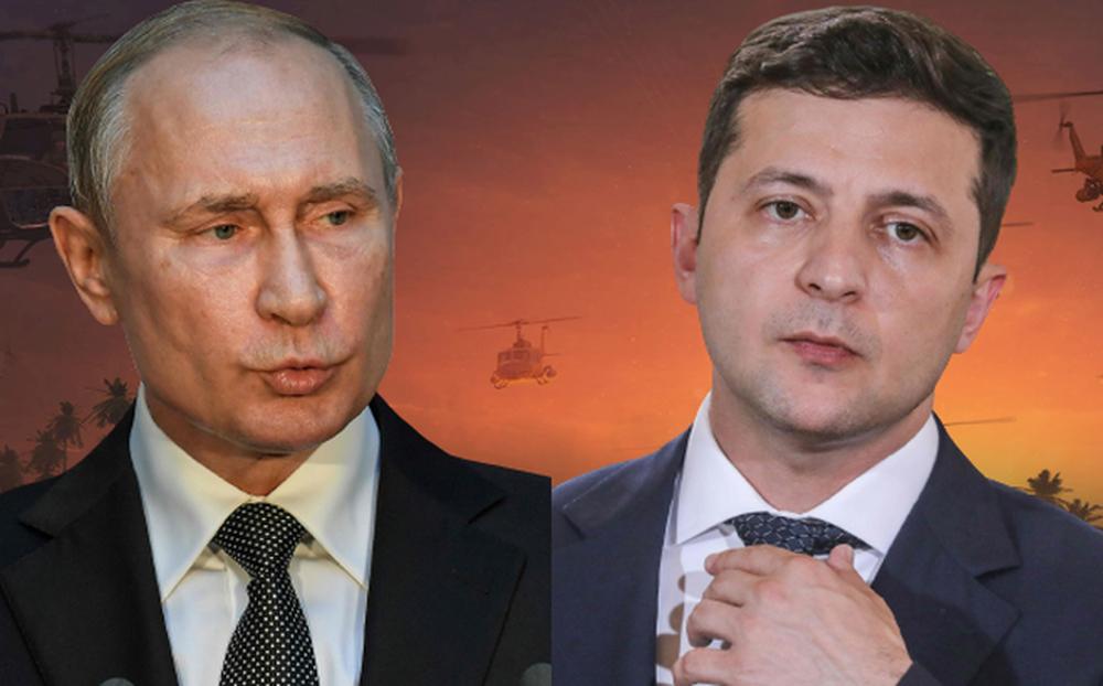 """Ukraine trở mặt đánh Nga, Belarus """"liều mình cứu chúa"""" - Công sức TT Putin không uổng phí!"""