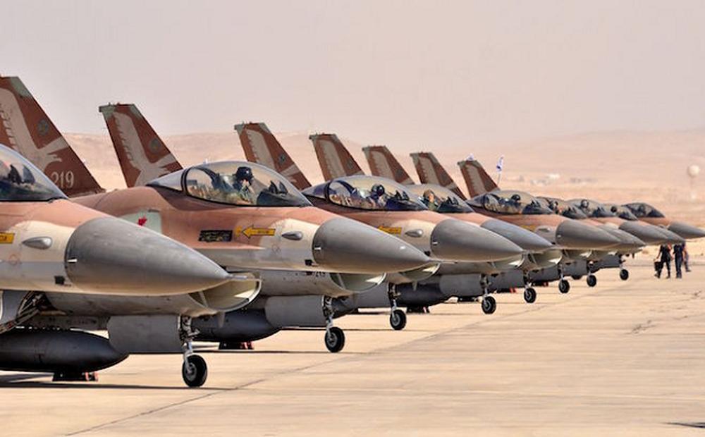Israel dường như phải dừng các cuộc không kích vào Syria