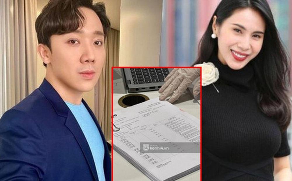 Xuất hiện những trang sao kê đầu tiên của Thuỷ Tiên, netizen nhanh chóng so sánh với Trấn Thành: Liệu có gì khác biệt?