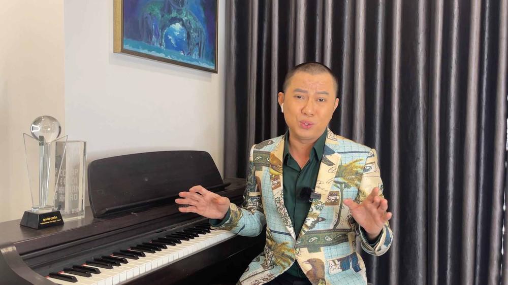 MC Nguyên Khang kêu thất nghiệp xin vai diễn, bị Quốc Đại từ chối  - Ảnh 1.
