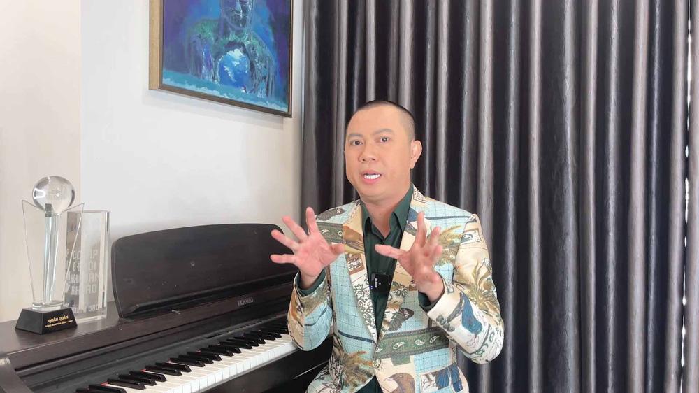 MC Nguyên Khang kêu thất nghiệp xin vai diễn, bị Quốc Đại từ chối  - Ảnh 3.