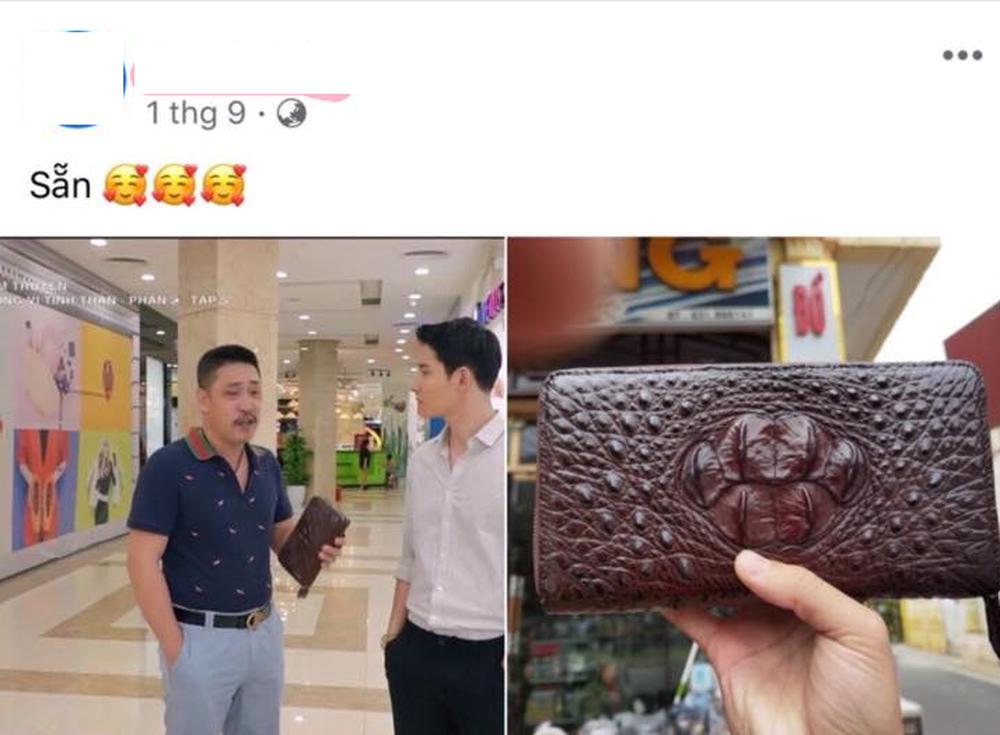 Diễn viên Hương vị tình thân bức xúc vì bị lợi dụng hình ảnh để quảng cáo khiếm nhã - Ảnh 1.